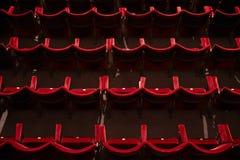 Lege Theaterzaal royalty-vrije stock afbeelding