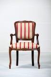 Lege uitstekende wapenstoel Royalty-vrije Stock Foto