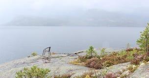 Lege visserijplaats Royalty-vrije Stock Afbeelding