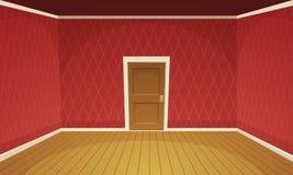 Lege Zaal royalty-vrije illustratie