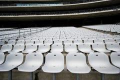 Lege Zetels bij het Stadion Royalty-vrije Stock Foto