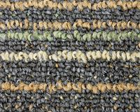 Legen Sie Beschaffenheit mit Teppich aus Stockfoto