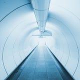 Legen Sie die Weise erlöschen zum Erfolgsgeschäft einen Tunnel an Lizenzfreie Stockfotos