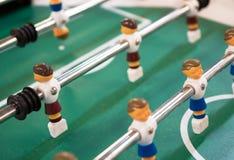 Legen Sie Fußballspiel ver Lizenzfreie Stockfotografie