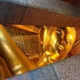 Legen von Buddha Stockbilder