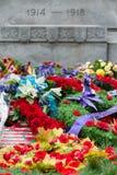 Legen von Wreaths Stockfotos