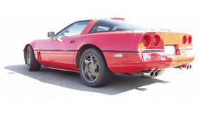 Legendäres amerikanisches Sportauto Lizenzfreie Stockfotos