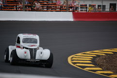 Legend Car Racing Royalty Free Stock Images