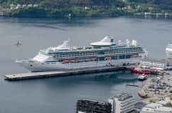 Legend of the seas Alesund Stock Photography