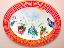 legenda chiński obraz Zdjęcie Stock