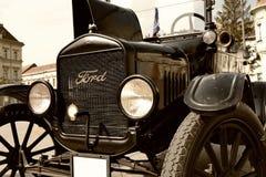 Legendarisch Ford Model T Royalty-vrije Stock Foto's