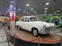 Legendarische auto GAZ21 stock afbeelding