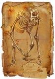 Legendarische dieren en monsters: CYCLOPS Stock Afbeelding