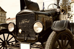 Legendarny Ford model T Zdjęcia Royalty Free