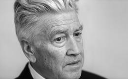 Legendary American film director and actor David Lynch Stock Photos