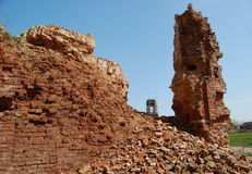 Legendary fortress Oreshek Stock Photography