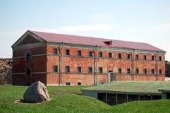 Legendary fortress Oreshek Stock Photo