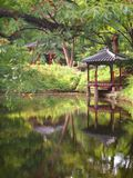 The Legendary Secret Garden of Changdeokgung Royalty Free Stock Image