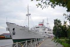 Legendary ship Vityaz. Stock Images