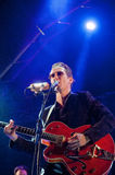The legendary Tigerman. In concert at Sol of caparica festival, August 13, 2015 royalty free stock image