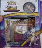 Legendas de brilho de Pokemon fotos de stock royalty free