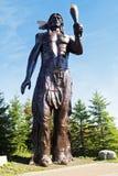 Legende Glooscap-amerikanischen Ureinwohners Lizenzfreies Stockfoto