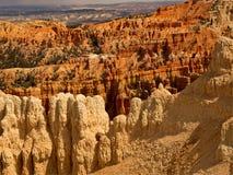 Legendfolket av prärievarganden Bryce Canyon Royaltyfria Foton