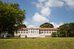 The Legends Fort Canning Park Singapore Royalty Free Stock Photography