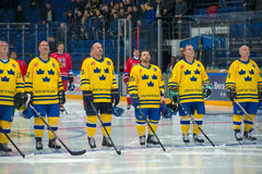 Legends sports  Sweden Royalty Free Stock Photo