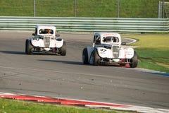 LegendSupercar Racing Royaltyfri Bild