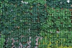Leger het militaire camouflage groene netto maskeren royalty-vrije stock afbeelding