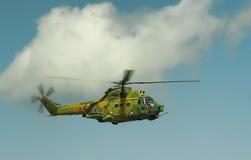 Legerhelikopter Royalty-vrije Stock Afbeeldingen