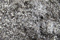Legering het Indienen voor Recycling in Techniekfabriek royalty-vrije stock foto