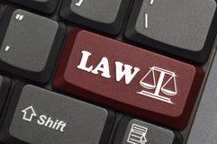 Legge Immagini Stock Libere da Diritti