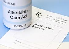 Legge accessibile di cura Immagini Stock Libere da Diritti