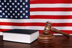 Legge americana Immagine Stock Libera da Diritti