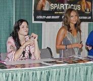 Legge di Katrina & Lesley-Ann Brandt da Spartacus Fotografia Stock