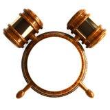 Legge, studio legale o pubblicità di governo Fotografie Stock Libere da Diritti