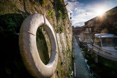 Leghorn, Tuscany, Italy Royalty Free Stock Photo