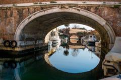 Leghorn, Tuscany, Italy Royalty Free Stock Photos