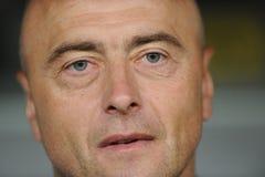 Legia华沙- FC Botosani -欧罗巴同盟资格 库存照片