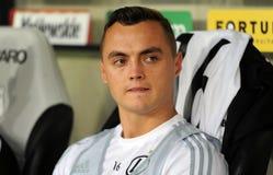Legia Βαρσοβία - FC Botosani - προσόντα ένωσης της Ευρώπης στοκ φωτογραφία με δικαίωμα ελεύθερης χρήσης