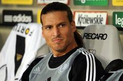 Legia Varsavia - FC Botosani - qualificazioni della lega di europa Fotografia Stock