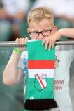 Legia Warsaw - FK Kukesi - Europa League Qualifications Stock Photography