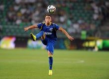 Legia Warsaw - FK Kukesi - Europa League Qualifications Royalty Free Stock Image