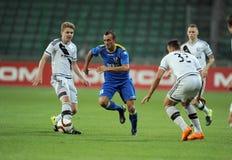 Legia Warsaw - FK Kukesi - Europa League Qualifications Stock Photos