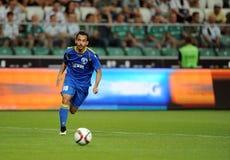 Legia Warsaw - FK Kukesi - Europa League Qualifications Stock Images