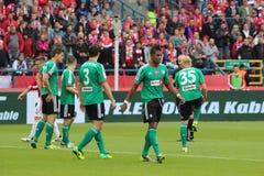 Legia Warsaw Royalty Free Stock Photo