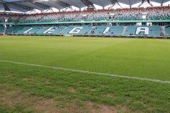 Legia Warsaw stadium Royalty Free Stock Photos