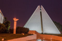 Legiao da Boa Vontade Temple Brasilia Royalty Free Stock Image